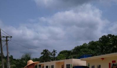 公司领导到琼中县吊罗山乡什插村调研扶贫攻坚和乡村振兴工作