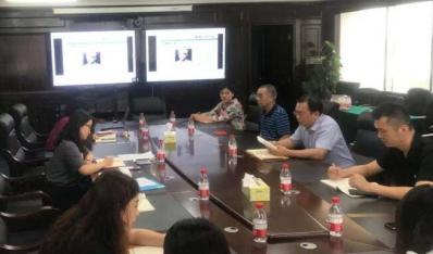 联合资产机关党支部举办党史学习教育故事会
