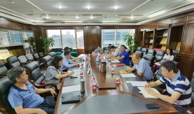 深圳中投汇金基金公司到股权投资基金公司洽谈合作