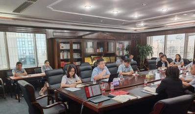 联合资产机关党支部举办党史学习教育第二次专题宣讲会
